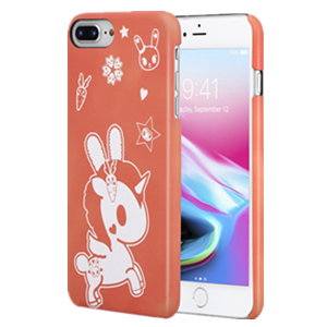 Water transfer phone cases